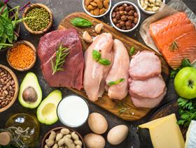 Des protéines, pour récupérer facilement
